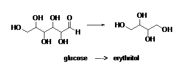 That Happens When Erythritol 4 Carbon Sugar Alcohol Is Made From Glucose 6 Carbon Sugar