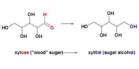 Xylose Structure [ Letter Substitutes F...